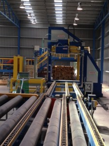 Strapping Systems NZ Ltd timber strapping machine PET