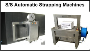 Strapping Systems Stainless Automatic Strapping Machines