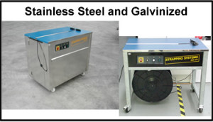 Strapping Systems Stainless Steel and Galvinized