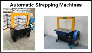 Strapping SystemsAutomatic Strapping Machines